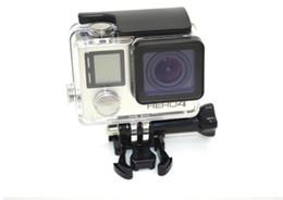 Gopro frame online-Custodia protettiva per custodia protettiva Gpro GP225 Base per telaio di copertura per videocamera GoPro Hero 4 Session