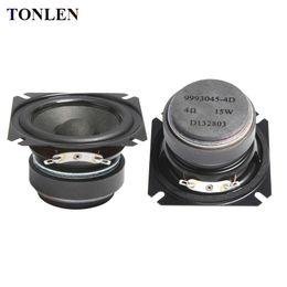 Wholesale Radio Horn Speakers - TONLEN 2.5 inch Full Range Speaker 4 ohm 15 W HIFI Bluetooth Music Speakers Portable Loudspeaker Horn DIY Audio Home Theater