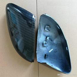 plaque de seuil de porte nissan Promotion Capuchon de rechange pour capuchon de rechange (aspect carbone) sur le polo 6R 6C pour Polo 6R 6C convient aux VW Polo 2009 2010 2011 2012 2013 2014
