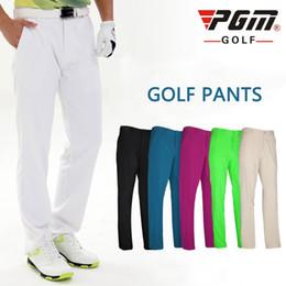 Clubes de golf Ropa de golf Pantalones para hombre Pantalones para hombres Ropa delgada de verano de secado rápido más ropa de talla XXS-XXXL 2016 desde fabricantes