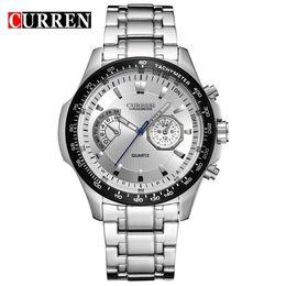 BRW 8020 Curren кварц Черный Vogue Бизнес Военный Мужские часы 3ATM водонепроницаемый Dropship Relogio от Поставщики модные черные часы