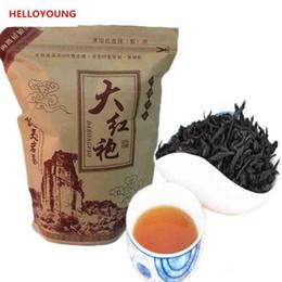 2019 chá chinês barato C-HC022 Direto Da Fábrica 250g Grande Robe Vermelho 250g Da hong pao chá Oolong, wu longo wulong wu-long da hong pao chá preto