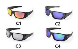Argentina NUEVAS gafas de sol polarizadas para hombre Summer Shade Protección UV400 Gafas de sol deportivas Hombres Gafas de sol 8 colores Venta caliente cheap protection glasses polarized Suministro