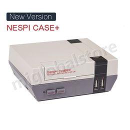 spielkartenabdeckung Rabatt NEUE VERSION Retrospag Nespi Case + Plus Funktionale POWER-Taste mit Safe Shutdown für Raspberry Pi 3 B + (B Plus)