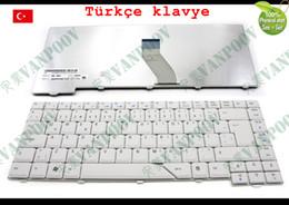 Novo Teclado para Laptop Acer Aspire 4710 4220 4320 4520 4720 5300 5720 5920 Cinza Turco TR Versão - MP-07A26TQ-442 de Fornecedores de lenovo russo
