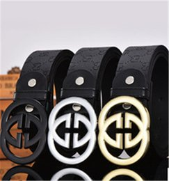 Wholesale Name Brand Design - In 2018, high-quality fashion brand belts, big-name designs, and women's belts,