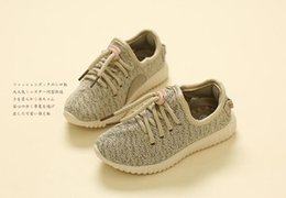Wholesale Summer Net Shoes - 2018 autumn new fashionable net breathable pink leisure sports casual shoes for girls white shoes