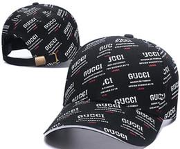 bc65c7b5a34b9 Gorra de béisbol al por mayor 100% Algodón Marca de lujo gorras Bordado  sombreros para hombres tapas 6 panel Negro snapback sombrero hombres  casquette visor ...