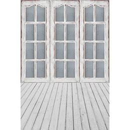 Vinil cinza on-line-5x7ft cinza vinil porta de correr janela piso de madeira pano de fundo fotografia studio fundo
