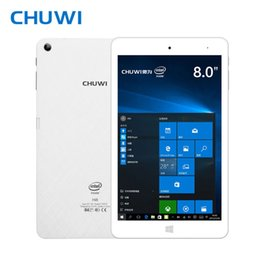 Wholesale Os Android Pc - CHUWI Official! CHUWI Hi8 Pro Dual OS Tablet PC Windows 10 Android 5.1 Intel Atom X5-Z8350 Quad core 2GB RAM 32GB RAM 1920x1200