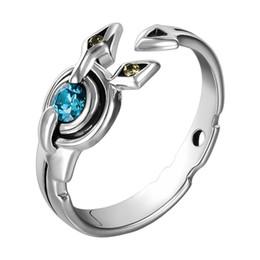 Wholesale Invisible Life - NO GAME NO LIFE Shuvi Dora Ring 925 Sterling Silver