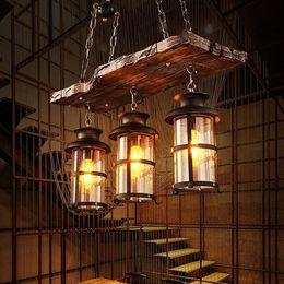 lampade a sospensione in ferro battuto Sconti Lampada a sospensione a sospensione a sospensione in ferro battuto in carpenteria industriale in metallo con paralume in vetro per barra interna
