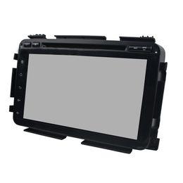 Wholesale dvd player for honda - 8inch Andriod 6.0 Car DVD player for Honda VEZEL with 4GB RAM,Octa-core,GPS,Steering Wheel Control,Bluetooth,Radio