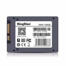 Wholesale Drive Solid Disk - (S400 120GB) KingDian Cheap S400 Solid State Drive HD HDD 2.5 SATA III Internal Style SSD Hard Disk Disc 120GB