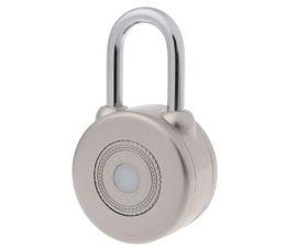 Электронный беспроводной Smart Padlock противоугонная блокировка Keyless Master Keys типы блокировки с APP управления для велосипеда Motorycle главная дверь от