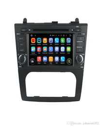 Wholesale Steering Wheel 14 Inch - Quad Core 1024*600 Screen Android 7.1 Car DVD GPS Navigation Player for Tenna Altima 2013-14 with Radio Bluetooth 4G steering wheel control
