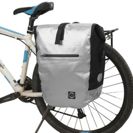 Водонепроницаемый велосипед междугородной сумка велосипед хвост сумка MTB дорожный велосипед верблюд большой емкости хвост Велоспорт оборудование от