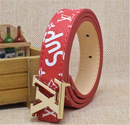 Wholesale handsome baby boys - 2017 boys are all-match handsome waist belt belt child baby boys Girls classic casual belt accessories