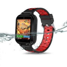 Часы 4g водонепроницаемые онлайн-CUJMH Q1 smart watch 4G full Netcom IP67 waterproof step heart rate blood pressure GPS video call real-time weather smart watch