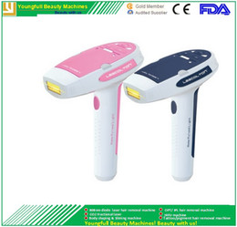 Wholesale home use ipl hair removal - Free shipping home personal daily use factory direct saling CE FCA standard Permanent 808nm IPL laser hair removal machine