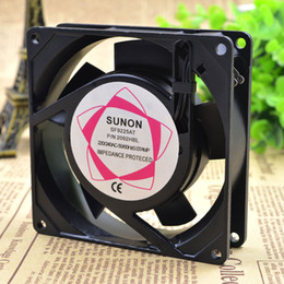 Wholesale Axial Flow Fans - Free Delivery. 9225 ball 9 cm fan SF9225AT2092HBL cooling axial flow fan is 220 v