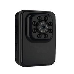 Движение активировано dvr онлайн-Новый HD 1080P мини спорт камера с камеры ночного видения 12MP безопасности автомобиля DVR движения активированный видеомагнитофон мини видеокамера Бесплатная доставка