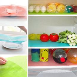 Küchenbehälter online-Küche notwendig Kühlschrank Wasserdichte Matten Kühlschrank Gefriermatte Kühlschrank Bin Anti-fouling Anti Frost Pad multifunktions Kostenloser versand