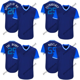 2019 muskel-trikot Toronto Trikot 29 Devon Travis The Babby 41 Aaron Sanchez Sanchize 55 Russell Martin Muskel 2018 Spieler Wochenend-Baseball-Trikots günstig muskel-trikot