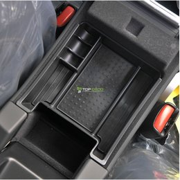Wholesale Pallet Storage - Car Armrest Secondary Storage Box Pallet Center Container Fit For Volvo XC60 S60L S60 V60 Car Styling