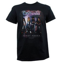 cinderella xl UK - Authentic CINDERELLA Night Songs Album Cover T-Shirt S M L XL 2XL NEW