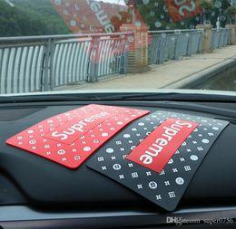 tapis hyundai Promotion Support de téléphone anti-dérapant tapis anti-dérapant pad pour BMW vw VOLKSWAGEN mazda hyundai honda toyota opel nissan kia