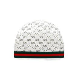 2018 ganchillo sombrero de la boina del bebé Superventas 2019 nuevos sombreros de bebé de alta calidad sombrero de moda de los niños de algodón saliente