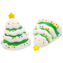 Canada 2018 INS 10CM PU Décoration de Noël Arbre Tinkle Bell Jouets De Dépression Pour Enfants Squishy Offre