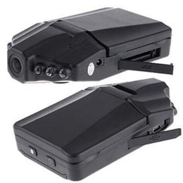 Sistema de gravador de video on-line-30 PCS 2.5 '' carro traço cams DVR carro sistema de câmera do registrador caixa preta H198 versão noite gravador de vídeo traço câmera