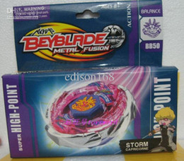 Wholesale Fusion Game - Hot Sales novelty games New Beyblade spin top toy beyblade metal fusion Children Kid gift toy 6 model