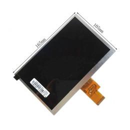 Pantalla de tablet pc online-Nueva pantalla LCD de repuesto de 7 pulgadas para Coby Kyros MID7065 tablet PC