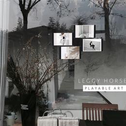 черно-белые фоторамки Скидка Мульти-рамка белый черный DIY фоторамки Home Decor прозрачный многофункциональный домашний инструмент фоторамки набор с ногтей