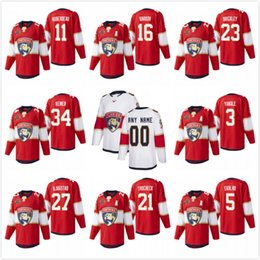 25th Patch Florida Panthers 16 Aleksander Barkov 17 Derek MacKenzie 18  Micheal Haley 19 Michael Matheson Hockey Jerseys Factory Outlet inexpensive  panther ... 9f8f26c65