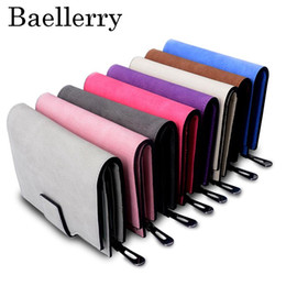 Wholesale Card Smallest Phone - Wallet Women Vintage Fashion Top Quality Small Wallet Leather Purse Female Money Bag Small Zipper Coin Pocket Brand Hot !!