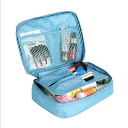 Wholesale Travel Kit Bag For Women - Toiletry Kit Travel Necessaries Necessaire For Women Make Up Makeup Cosmetic Bag Box Organizer Beauty Suitcase Case Pouch Vanity