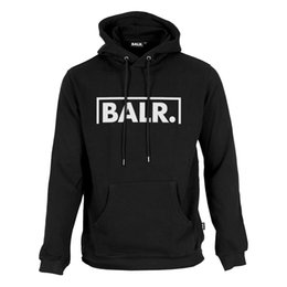 Wholesale Cool Hoodies Women - 2016 C&S Fleece BALR Casual Unisex Hoodies Sweatshirt Cool Hip Pop Pullover Mens&women Sportwear Coat Jogger Tracksuit Fashion 111