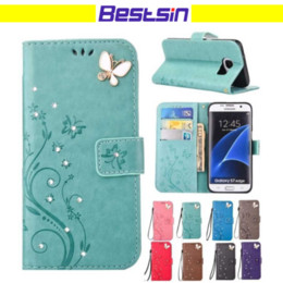 Wholesale Wholesale Fasion - Fasion Bling Diamond Multi-functional Phone case Card Pocket Kickstand Dirt-Resistant case for Iphone and Samsung Free DHL