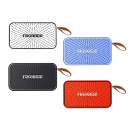 Fineblue Hi Fi Bluetooth Hoparlör Mikrofon Ile Telefon Görüşmesi HD Süper Bas Subwoofer Mini Hoparlör Micropohone Inşa nereden