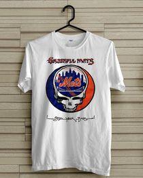 Garcia shorts online-Neuer Druck T-Shirt O-Ansatz ShortWholesale T-Shirt 2013 Deadhead Jerry Garcia Größe S zu 2XL T-Shirt Kurzarm Tops Neueste 2018 Herrenmode