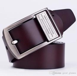 Wholesale Cow Woman Leather Belt - Fashion Belts Genuine Leather Famous Men Belt Brand Designer Luxury Buckle Mens Belts For Women 1 Cow Strap for sale