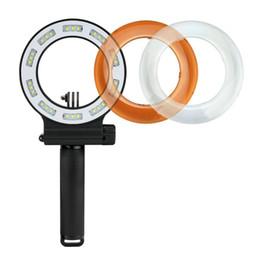 Wholesale Filling Materials - MINIFOCUS SL-109 30 LED Waterproof 40m Diving Fill Camera Video Light 3 Mode for XIAO Yi 4K SJCAM Action Sports Camera