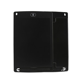sottile compressa bianca Sconti 8,5 pollici LCD Writing Tablet lavagna da disegno lavagna pastelli regalo per i bambini Notepad senza carta compresse Memo con penna aggiornato