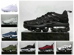 new arrival 1245c 1a6e4 Nike Vapor Max Tn Plus Vapormax Scarpe da basket all ingrosso Sconto da  corsa Sneakers da ginnastica economici Sneaker da donna Scarpe da ciclismo  da uomo ...