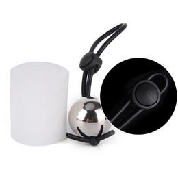 Кольца для увеличения онлайн-A Силиконовые кольца для пениса с металлическим шариком. Увеличение веса пениса.
