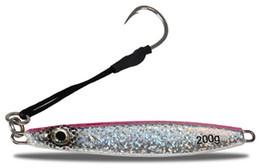 2019 señuelos 16cm Kastking 1 unid Metal Jig señuelo de la pesca 200 g 16 cm Cebo Artificial señuelos de pesca de agua salada Jigging para agua salada Sea Tackle rebajas señuelos 16cm